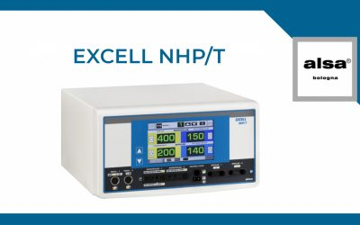 EXCELL NHP/T: electrosurgical Units for High Surgery