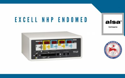 Our Excell NHP Endomed at the Yakutsk Oncology Center in Russia