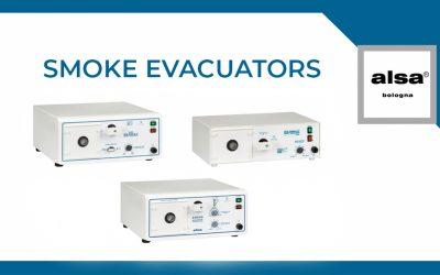 CS SMOKE EVACUATORS CS200 – CS200LC – CS900LC